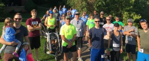 Professional Engineers Foundation 5 K Run