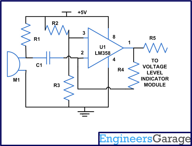 Op Amp As A Comparator, Voltage Follower, Loudness & Level