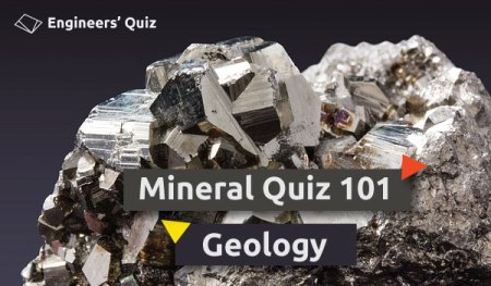 minerals geology quiz 101