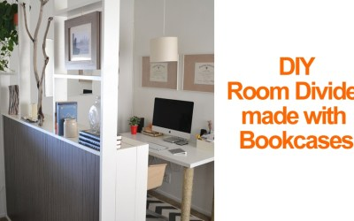 How to make a room divider