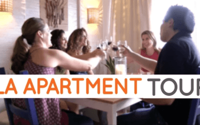 LA Apartment Tour, from A to Z!