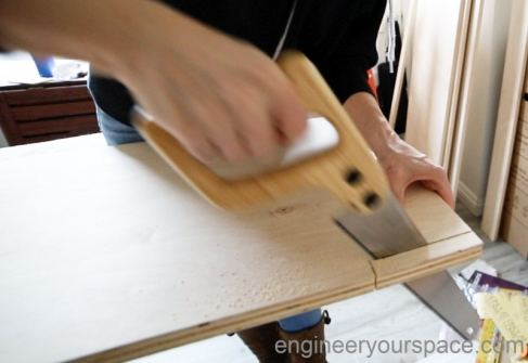Cutting-off-back-piece-for-moulding-DIY-Murphy-bed