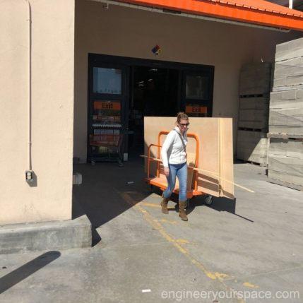 Getting-plywood