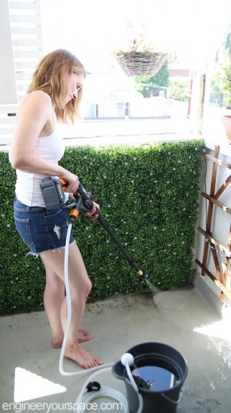 Product Review: WORX Hydroshot Power Cleaner