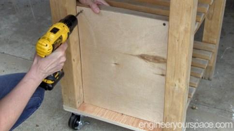 IKEA-kitchen-cart-spice-rack-step-1