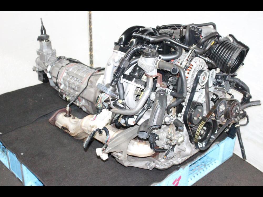 Jdm Mazda Rx8 13b Renesis Engine 6speed Rwd
