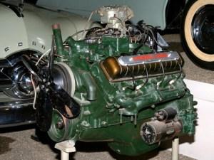 1949 Olds Rocket 88 303 CID V8 WeightToPower Ratio