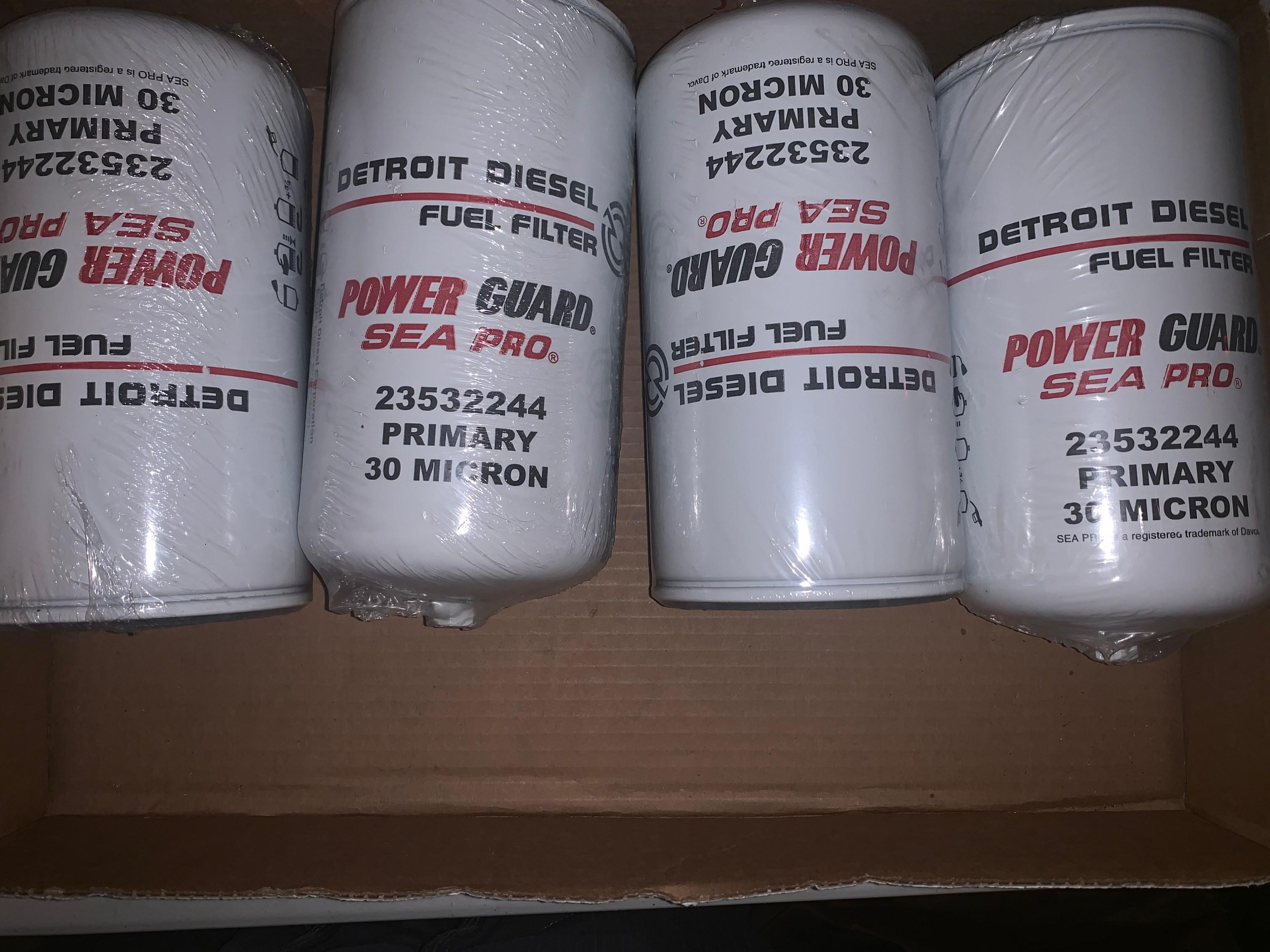 23532244 – detroit diesel – mtu – fuel filter