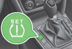 Skoda Superb Reset Tyre Pressure