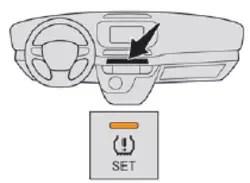 TPMS Tire Pressure Warning Light Reset