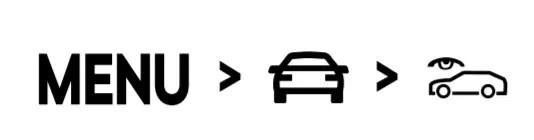 skoda tyre pressure menu