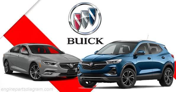 2020-2021 Buick Encore GX Brake Pad Life System Light Reset
