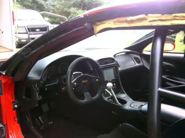 2001 Corvette Z06 with a supercharged Ford V8