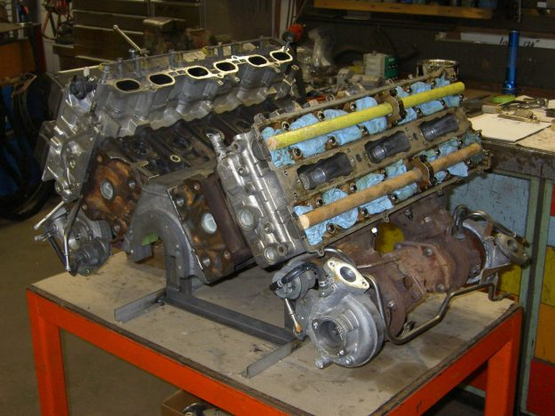 V12 from two inline-six motors