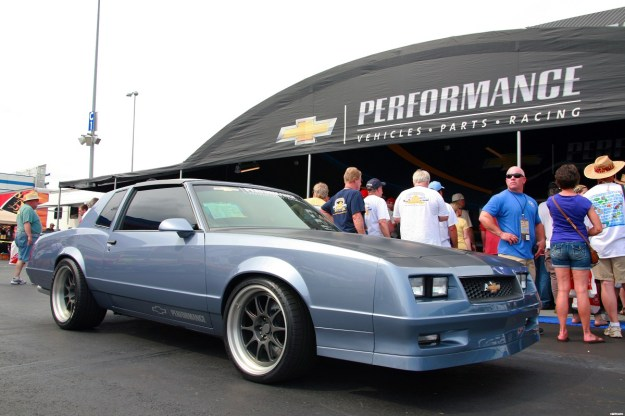 1988 Monte Carlo SS with a 6.2L LS376/525 engine