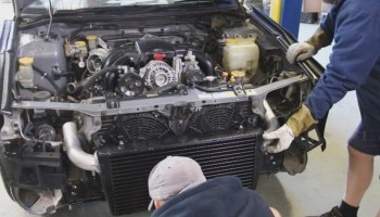 Project Gramps Part 10: Subaru Liberty With A Turbo EZ36
