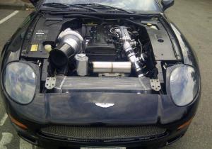 Aston Martin DB7 With A 2JZ-GTE