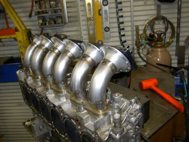 V12 From Two Toyota I6 Engines
