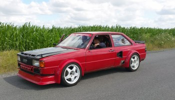 Audi 80 B2 With A Vw Vr6 Engine Swap Depot