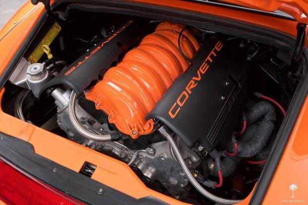 1995 Porsche 911 with a LS1