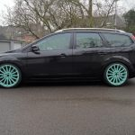 Focus Wagon With A Rs Powertrain Engine Swap Depot
