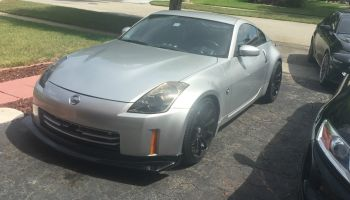 Nissan 350Z with a Turbo VR6 – Engine Swap Depot