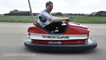 Colin Furze's Bumper Car with a Motorcycle Engine – Part 2 – Engine