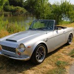 For Sale 1969 Datsun 1600 Roadster With A Sr20 Engine Swap Depot