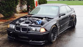 How To Swap a Ford 5 0 L into a BMW E36 – Engine Swap Depot