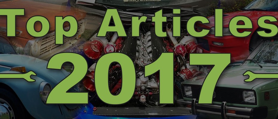 Top Articles of 2017