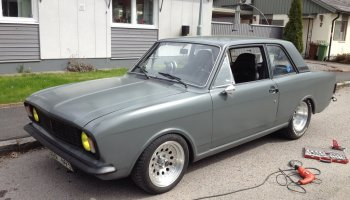 1974 Cortina with a Turbo Barra – Engine Swap Depot