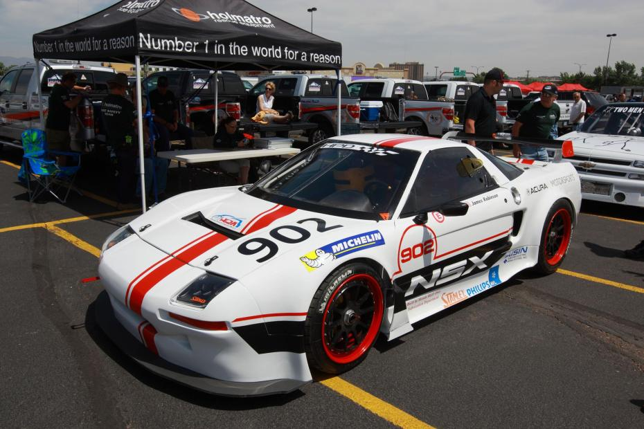 1991 NSX with a Twin-Turbo Stroked HR28TT V6