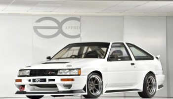 How To Swap a 3S-GE BEAMS into a Toyota AE86 Video – Engine