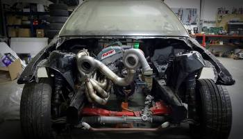 BMW E46 with a Turbo Mercedes Inline-Six – Engine Swap Depot