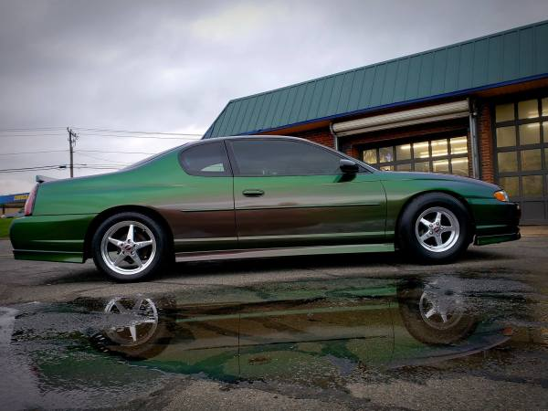 2004 Monte Carlo Intimidator with a turbo LS4 V8