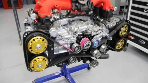 Subi-Performance Subaru turbo flat-four