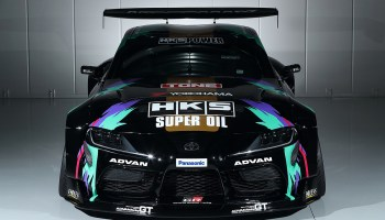 Daigo Saito's Mk5 Supra with a Turbo 2JZ Inline-Six Update – Engine