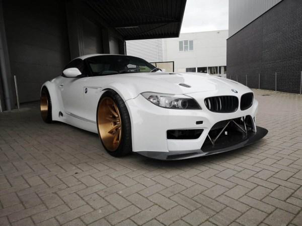 BMW Z4 with a LS3 V8