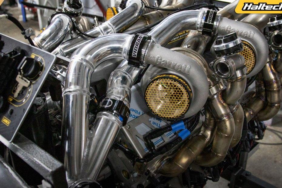 Haltech Quad-Turbo LSx V12