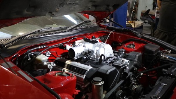 Supra Mk4 with a Turbo 1UZ V8