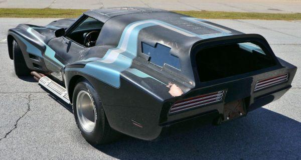 1970 Corvette Sport Wagon with a 396 ci Big-Block V8