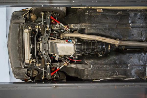 1972 Datsun 240Z with a twin-turbo RB26DETT inline-six