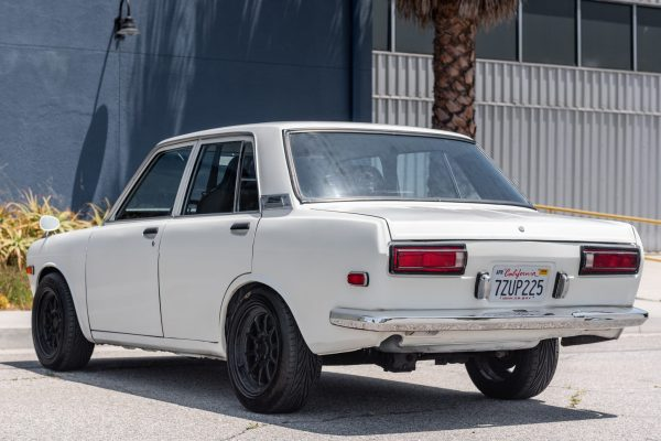1969 Datsun 510 with a SR20DET inline-four