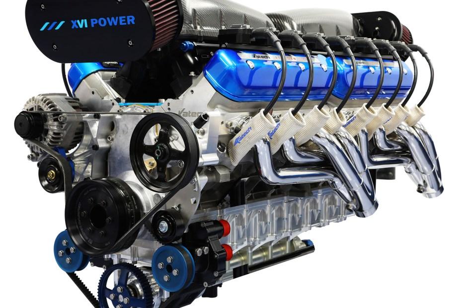 Sixteen Power LSx V16