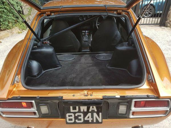 1974 Datsun 260Z with a RB25DET inline-six