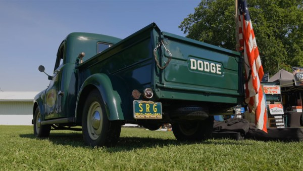 1953 Dodge Truck with a 354 ci HEMI V8
