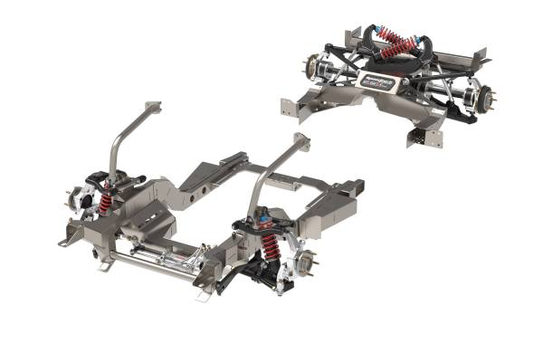 Speedtech Performance Challenger and Cuda front subframe and IRS