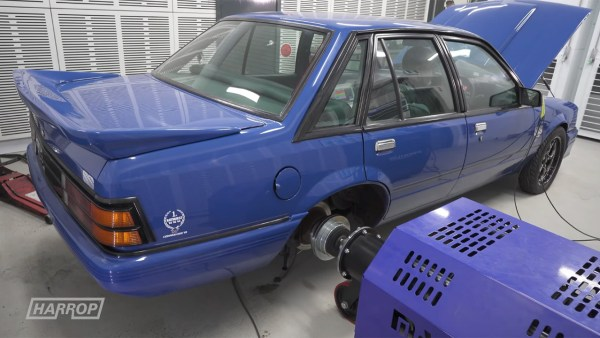 Commodore VK with a supercharged LSx V8