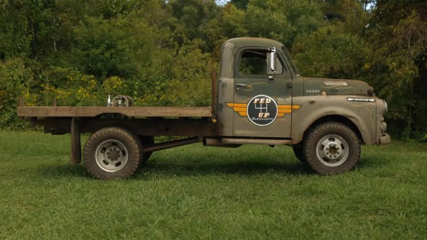 4WD 1951 Dodge Truck with a Turbo 5.9 L Magnum V8