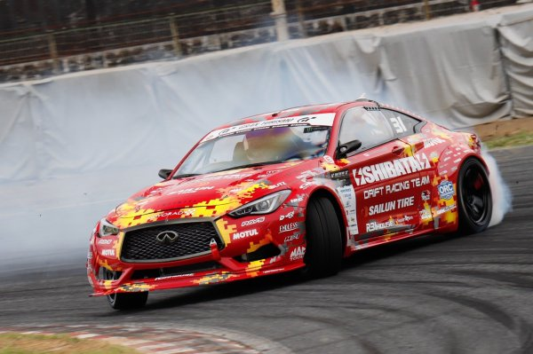 Infiniti Q60 built by R31 House with a Twin-Turbo VR38DETT V6